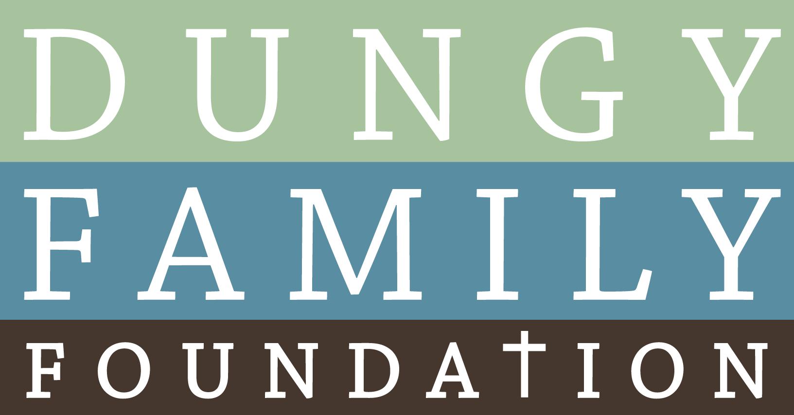 Dungy family Foundation Logo